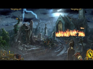 Dark Tales: Edgar Allan Poe's Metzengerstein Collector's Edition - Screen 1