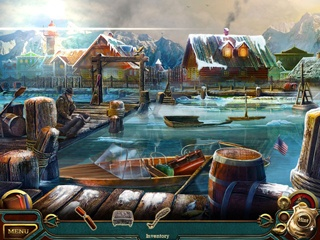 Dead Reckoning: Snowbird's Creek Collector's Edition - Screen 1