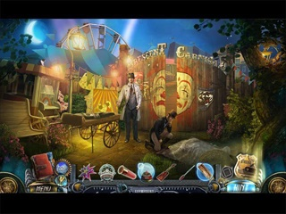 Dead Reckoning: The Crescent Case Collector's Edition - Screen 1