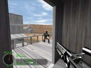 Delta Force Land Warrior - Screen 2