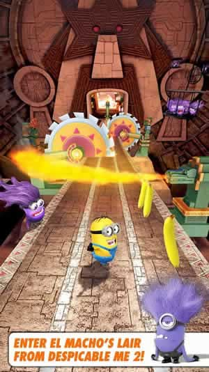 Despicable Me: Minion Rush - Screen 1