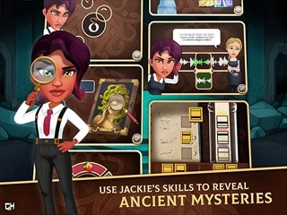 Detective Jackie - Mystic Case - Screen 1
