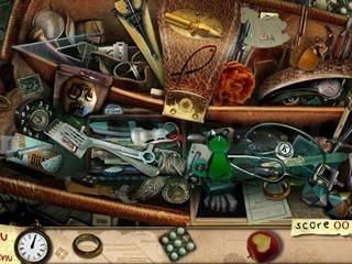 Detective Mystery - Hidden Object Collection - Screen 2