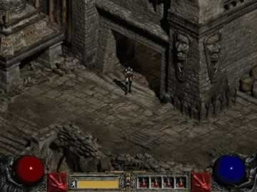 Diablo 2 - Screen 2