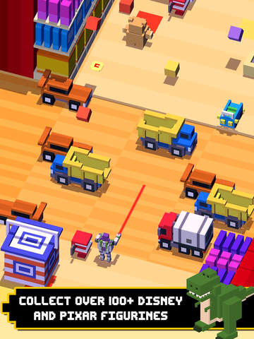 Disney Crossy Road - Screen 1