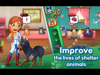 Dr. Cares - Amy's Pet Clinic Platinum Edition - Screen 2