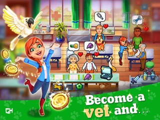 Dr. Cares - Pet Rescue 911 Platinum Edition - Screen 1