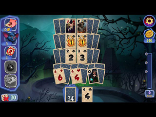 Dracula Solitaire - Screen 1