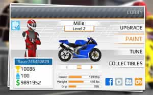 Drag Racing: Bike Edition - Screen 2