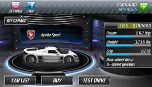 Drag Racing - Screen 2