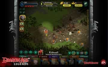 Dragon Age Legends - Screen 2