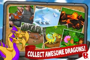 DragonVale - Screen 1