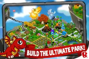 DragonVale - Screen 2