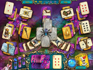 Dreamland Solitaire: Dark Prophecy Collector's Edition - Screen 1