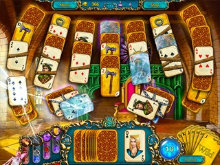 Dreamland Solitaire - Screen 1