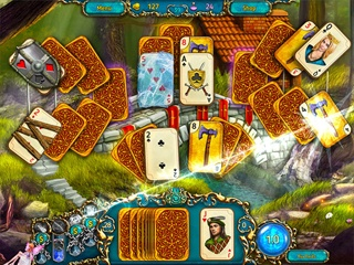 Dreamland Solitaire - Screen 2