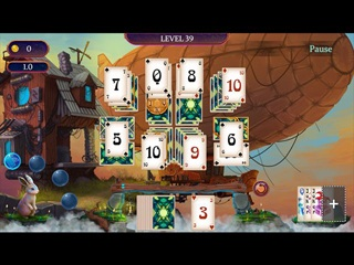 Dreams Keeper Solitaire - Screen 2