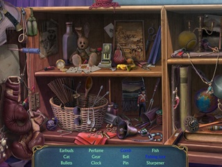 Dreamscapes: Nightmare's Heir Collector's Edition - Screen 1