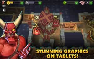Dungeon Keeper - Screen 2
