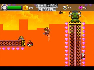 Dyna Bomb - Screen 2
