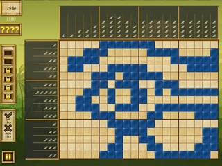Egypt Picross - Pharaoh's Riddles - Screen 2