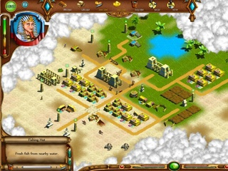 Egyptian Settlement 2 - Screen 1