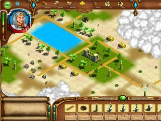 Egyptian Settlement 2 - Screen 2