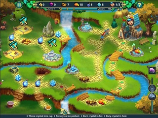 Elven Legend 5: The Fateful Tournament CE - Screen 2