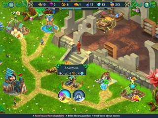 Elven Legend 7 - The New Generation - Collector's Edition - Screen 1