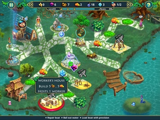 Elven Legend 7 - The New Generation - Collector's Edition - Screen 2