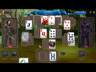 Ember Night Solitaire - Screen 2