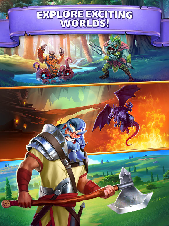 Empires & Puzzles: RPG Quest - Screen 2
