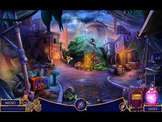 Enchanted Kingdom: The Secret of the Golden Lamp Collector's Edition - Screen 1