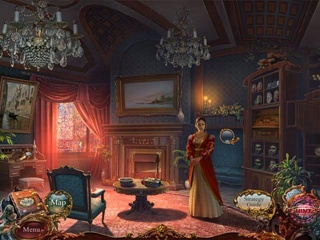 European Mystery: The Face of Envy Collector's Edition - Screen 1