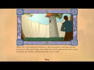 Fables Mosaic: Rapunzel - Screen 2