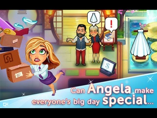 Fabulous - Angela's Wedding Disaster Platinum Edition - Screen 2