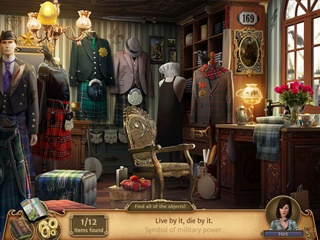 Faircroft's Antiques: The Heir of Glen Kinnoch Collector's Edition - Screen 1