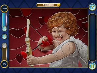Fairytale Mosaics Cinderella 2 - Screen 1