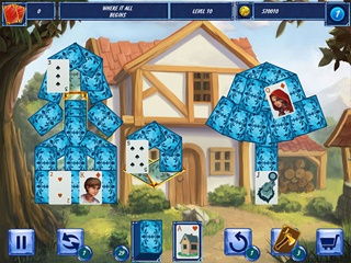 Fairytale Solitaire - Red Riding Hood - Screen 1