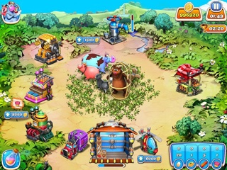 Farm Frenzy: Hurricane Season - Screen 1