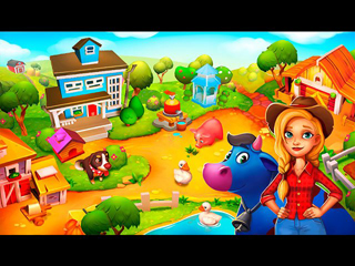 Farm Frenzy Refreshed Collector's Edition - Screen 1