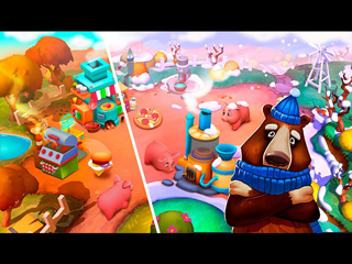 Farm Frenzy Refreshed Collector's Edition - Screen 2
