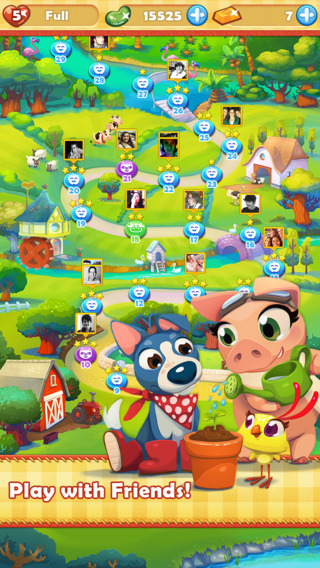 Farm Heroes Saga - Screen 2