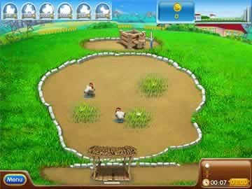 Farm Frenzy Pizza Party - Screen 1
