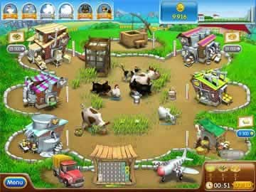 Farm Frenzy Pizza Party - Screen 2