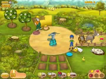 Farm Mania 2 - Screen 1
