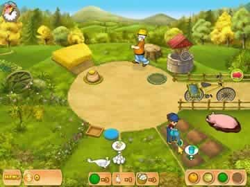 Farm Mania - Screen 2