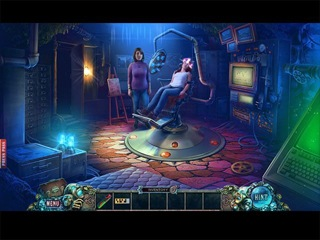 Fear for Sale City of the Past Collector's Edition - Screen 1