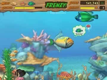 Feeding Frenzy 2 - Screen 1