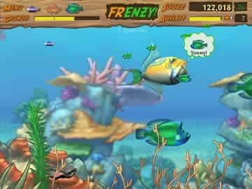 Feeding Frenzy 2 - Screen 2
